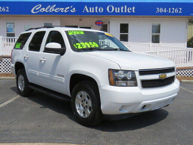 2013 Chevrolet Tahoe for sale at Colbert's Auto Outlet in Hickory NC