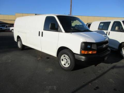 2008 Chevrolet Express Cargo for sale at Norco Truck Center in Norco CA