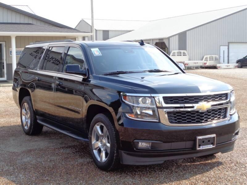 2017 Chevrolet Suburban for sale at Burkholder Truck Sales LLC (Versailles) in Versailles MO