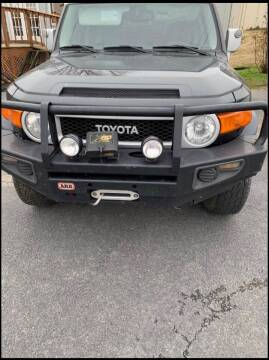 2011 Toyota FJ Cruiser for sale at BRYANT AUTO SALES in Bryant AR
