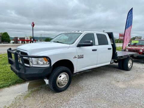 2018 RAM Ram Pickup 3500 for sale at Wildcat Used Cars in Somerset KY