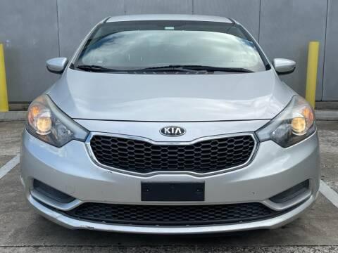2014 Kia Forte for sale at Delta Auto Alliance in Houston TX