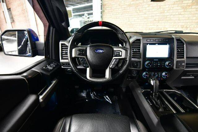 2017 Ford F-150 4x4 Raptor 4dr SuperCrew 5.5 ft. SB - Bensenville IL