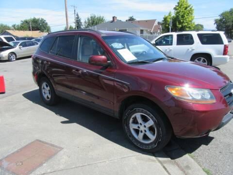 2008 Hyundai Santa Fe for sale at Car Link Auto Sales LLC in Marysville WA