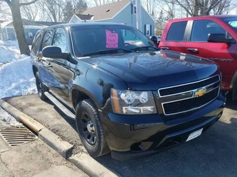 2014 Chevrolet Tahoe for sale at Draxler's Service, Inc. in Hewitt WI