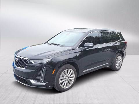 2021 Cadillac XT6 for sale at Fitzgerald Cadillac & Chevrolet in Frederick MD