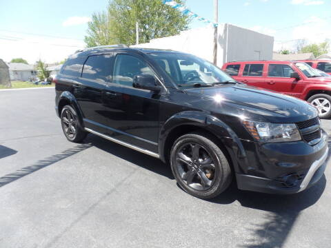 2018 Dodge Journey for sale at DeLong Auto Group in Tipton IN