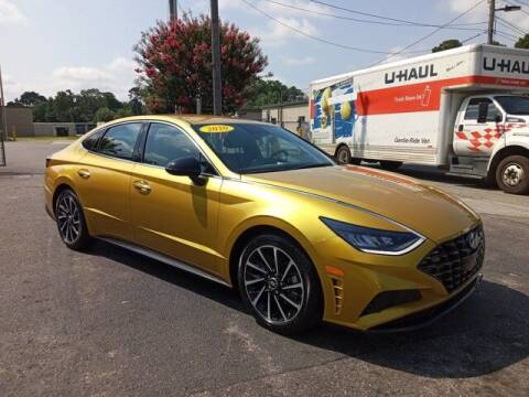 2020 Hyundai Sonata for sale at Auto Finance of Raleigh in Raleigh NC
