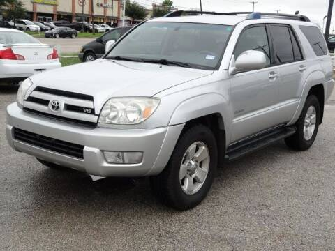 2005 Toyota 4Runner for sale at 123 Car 2 Go LLC in Dallas TX