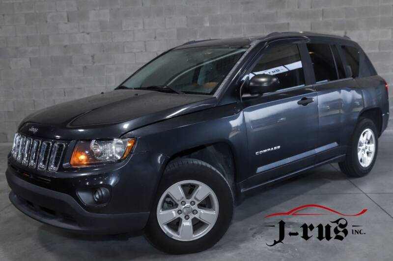 2014 Jeep Compass for sale at J-Rus Inc. in Macomb MI