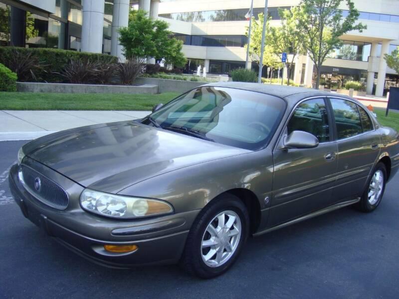 2003 Buick LeSabre for sale at UTU Auto Sales in Sacramento CA