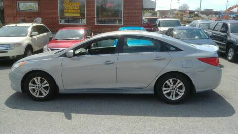 2013 Hyundai Sonata for sale at Lewis Used Cars in Elizabethton TN