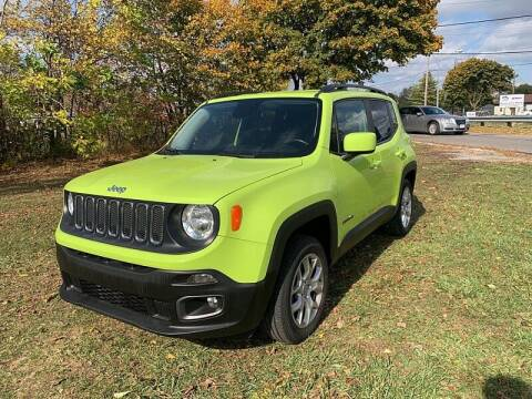 2017 Jeep Renegade for sale at CItywide Auto Credit in Oregon OH