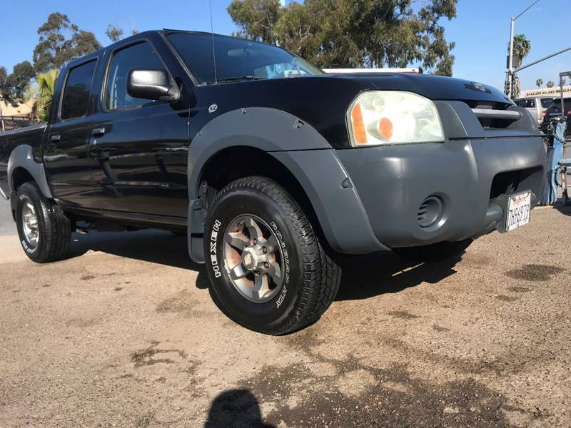 2003 Nissan Frontier for sale at Beyer Enterprise in San Ysidro CA