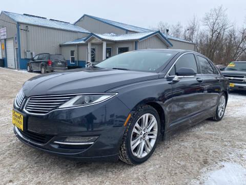 2014 Lincoln MKZ for sale at Community Auto Sales & Service in Fayette MO