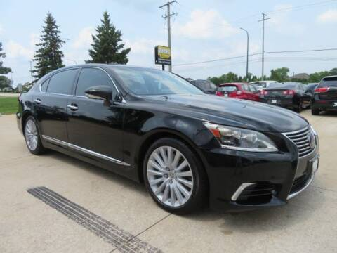 2013 Lexus LS 460 for sale at Import Exchange in Mokena IL