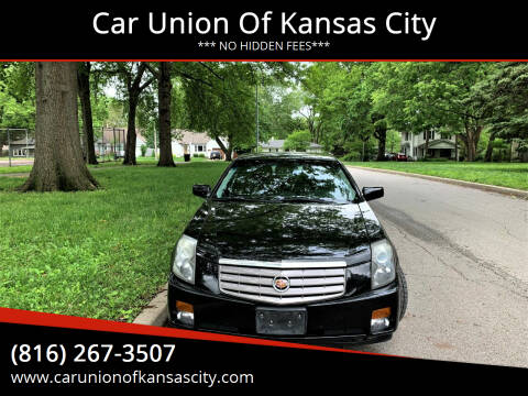 2006 Cadillac CTS for sale at Car Union Of Kansas City in Kansas City MO