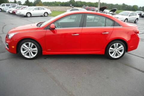 2015 Chevrolet Cruze for sale at Bryan Auto Depot in Bryan OH