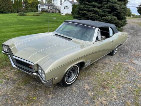 1968 Buick Gran Sport for sale at MEE Enterprises Inc in Milford MA