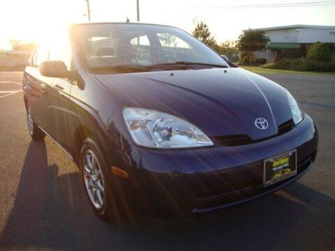 2002 Toyota Prius for sale at Shell Motors in Chantilly VA