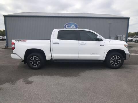 2018 Toyota Tundra for sale at ADKINS CITY AUTO in Murfreesboro TN