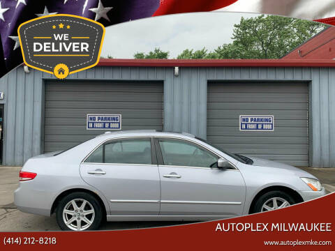 2004 Honda Accord for sale at Autoplex 2 in Milwaukee WI