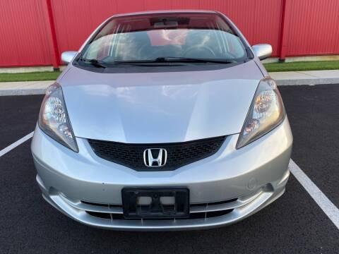 2012 Honda Fit for sale at COLLEGE MOTORS Inc in Bridgewater MA