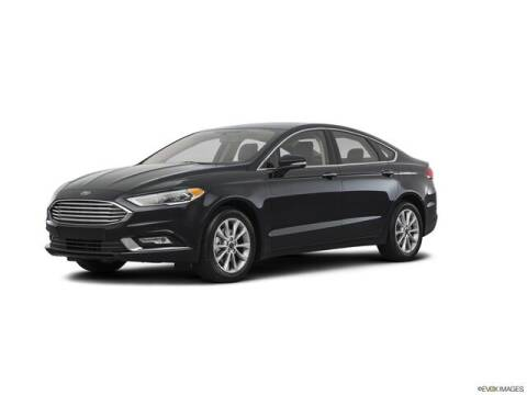2017 Ford Fusion for sale at Terry Lee Hyundai in Noblesville IN