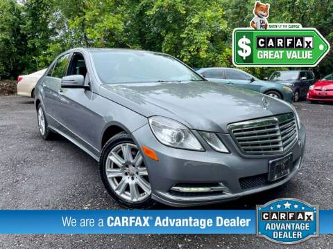 2013 Mercedes-Benz E-Class for sale at High Rated Auto Company in Abingdon MD