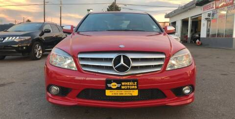 2008 Mercedes-Benz C-Class for sale at GPS Motors in Denver CO