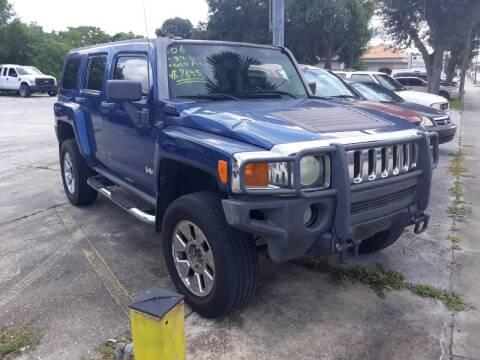 2006 HUMMER H3 for sale at U-Safe Auto Sales in Deland FL