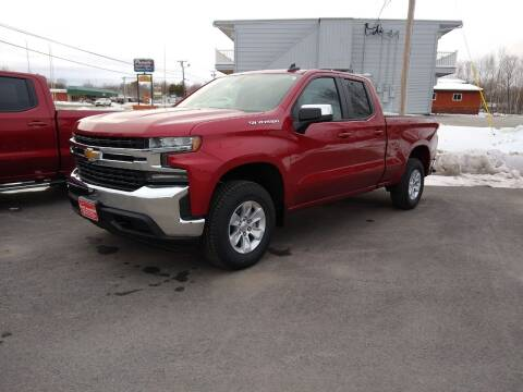 2021 Chevrolet Silverado 1500 for sale at KATAHDIN MOTORS INC /  Chevrolet Sales & Service in Millinocket ME