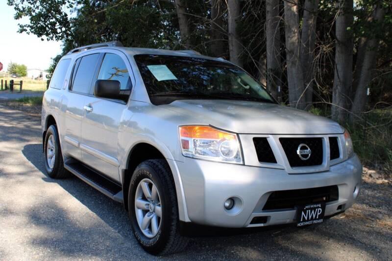 2015 Nissan Armada for sale at Northwest Premier Auto Sales Kennewick in Kennewick WA