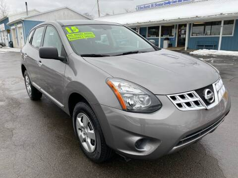2015 Nissan Rogue Select for sale at HACKETT & SONS LLC in Nelson PA