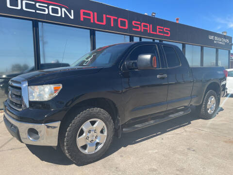 2011 Toyota Tundra for sale at Tucson Auto Sales in Tucson AZ