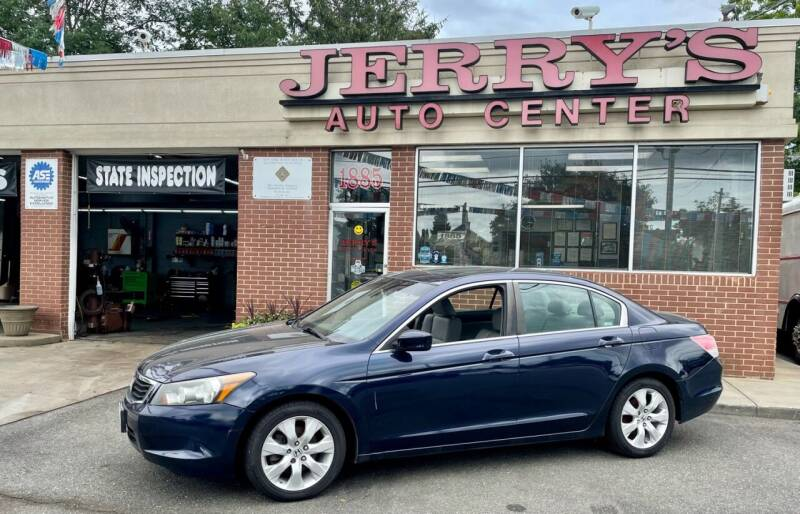 2010 Honda Accord for sale at JERRY'S AUTO CENTER in Bellmore NY