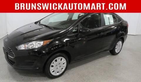2018 Ford Fiesta for sale at Brunswick Auto Mart in Brunswick OH