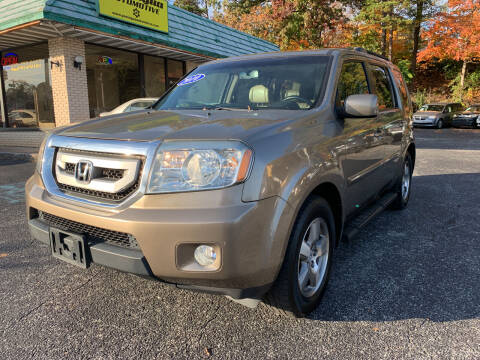 2010 Honda Pilot for sale at Diana Rico LLC in Dalton GA