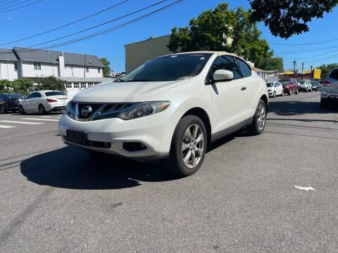 2014 Nissan Murano CrossCabriolet for sale at Kapos Auto, Inc. in Ridgewood NY