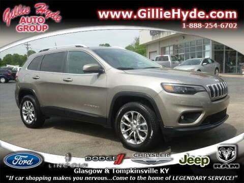 2019 Jeep Cherokee for sale at Gillie Hyde Auto Group in Glasgow KY