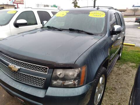 2008 Chevrolet Tahoe for sale at Taylor Trading Co in Beaumont TX