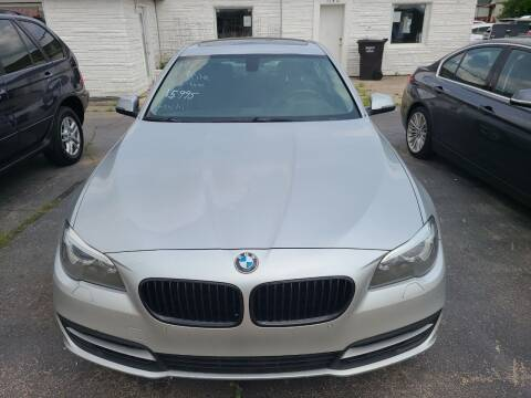 2014 BMW 5 Series for sale at All State Auto Sales, INC in Kentwood MI