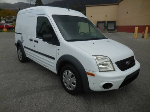 2010 Ford Transit Connect for sale at ARAX AUTO SALES in Tujunga CA