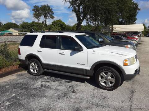 2004 Ford Explorer for sale at Easy Credit Auto Sales in Cocoa FL