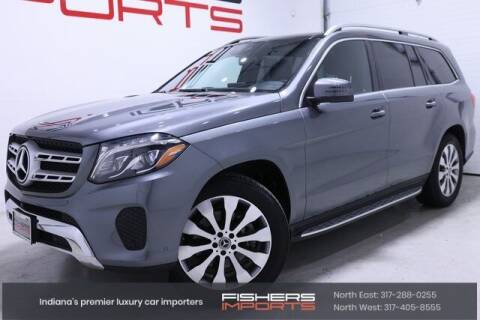 2017 Mercedes-Benz GLS for sale at Fishers Imports in Fishers IN