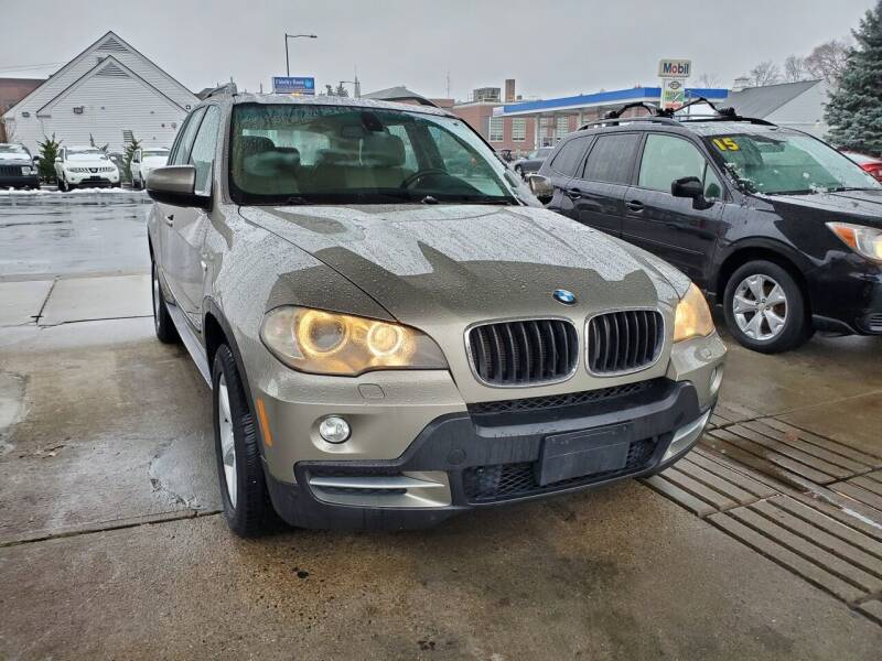 2009 BMW X5 for sale at K Tech Auto Sales in Leominster MA