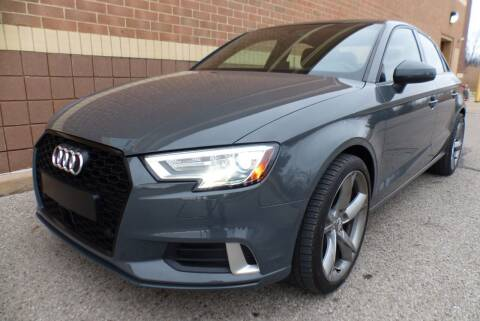 2017 Audi A3 for sale at Macomb Automotive Group in New Haven MI