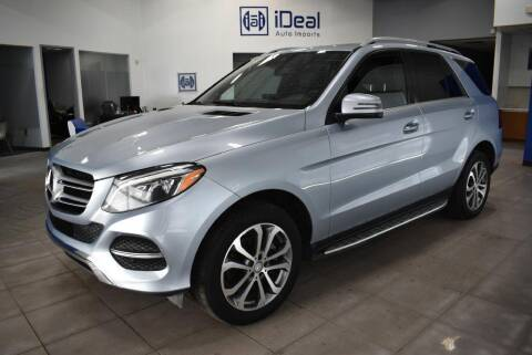 2017 Mercedes-Benz GLE for sale at iDeal Auto Imports in Eden Prairie MN