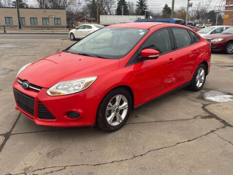 2013 Ford Focus for sale at Liberty Auto Show in Toledo OH
