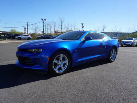 2018 Chevrolet Camaro for sale at Stephens Auto Center of Beckley in Beckley WV